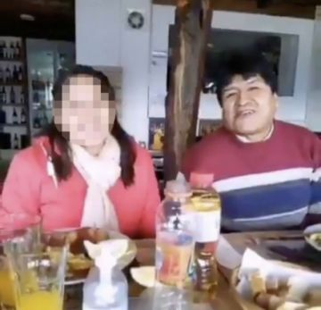 Piden investigar a Evo Morales por presunta pedofilia