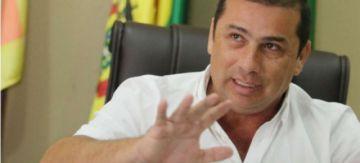 Cuatro supuestos delitos provocan la detención del exgobernador de Beni