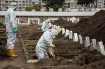 Ecuador supera los 100.000 casos de coronavirus