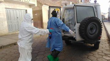 Infectólogo vaticina que Bolivia superará hoy los 100.000 casos de coronavirus