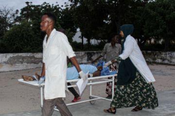 Ataque de islamistas en un hotel somalí deja cinco muertos
