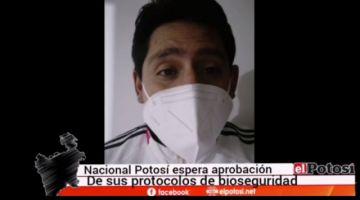 Nacional Potosí invierte en bioseguridad para volver a jugar