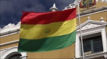 Potosí le rindió homenaje a la Bandera de Bolivia en medio de la pandemia