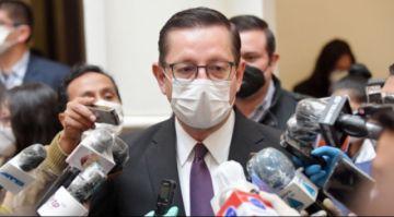 Ministro Ortiz anuncia que retomará sus funciones tras vencer el coronavirus