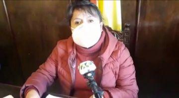 Directiva convocará a suplente de Azucena Fuertes