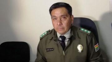 Policía busca identificar a quienes usaron armas y dinamita durante el conflicto