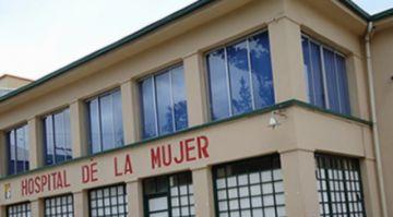 La Paz: Hospital de la Mujer será desinfectado y reconvertido a centro de COVID-19