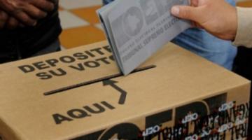 La jornada de votación se dividirá en dos grupos según el número de carnet