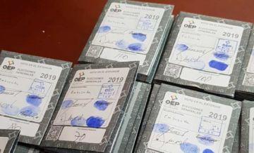 Detectaron injerencia sobre el voto boliviano en Argentina en 2019
