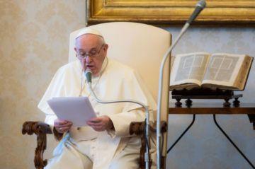El Papa pide que las vacunas contra el coronavirus sean accesibles a todos