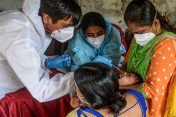 Estudios sugieren un contagio de coronavirus mucho mayor en India