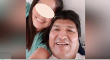 Noemí presuntamente admite que conoció a Morales en 2015 y que es su enamorada desde mayo pasado