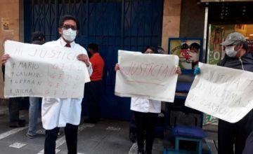 La Paz: Sirmes denuncia a Huarachi y dirigentes impulsores del bloqueo por homicidio culposo