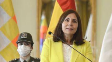 Canciller denuncia que el Legislativo quiere invadir potestad del Ejecutivo