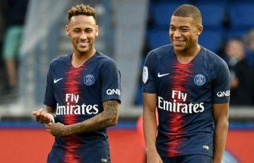 Neymar-Mbappé, la dupla de oro del PSG