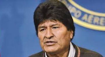 Gobierno pedirá a Argentina que Evo Morales vuelva a Bolivia para defenderse en el caso de estupro
