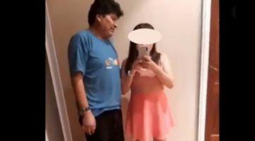 Noemí acusa a la Policía que la obligaron a decir que mantiene una presunta relación con Morales