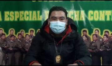 Detienen a dos personas por comercializar medicamentos en plena calle en Potosí