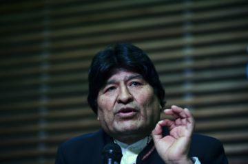 Para el MAS, la denuncia contra Evo Morales busca impacto electoral en Bolivia