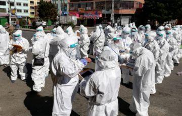 """Inician con un barrido epidemiológico """"casa por casa"""" en el Distrito 3 de El Alto"""