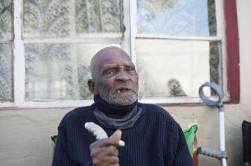 Muere uno de los hombres más ancianos del mundo en Sudáfrica a los 116 años
