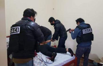 Capturan en Montero al policía buscado por desaparición de una joven