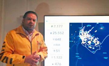 Alcalde de La Paz informa que lograron entregar 476 kits de medicamentos