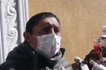 """Choferes en Potosí exigen """"ley de auxilio económico"""" y amenazan con bloqueos"""