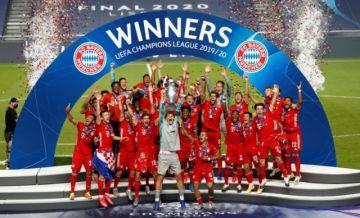 Bayern Múnich conquista su sexta Liga de Campeones al ganar 1-0 al PSG