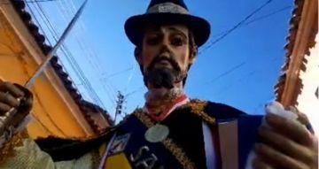 Siga en directo la caminata de San Bartolomé, San Juan de Dios y San Lorenzo