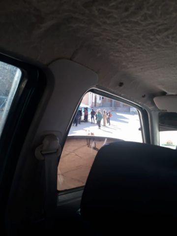 Campesinos linchan a un hombre por robar una frazada en Ravelo