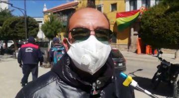 Vecinos de Plaza El Minero le piden renuncia al alcalde