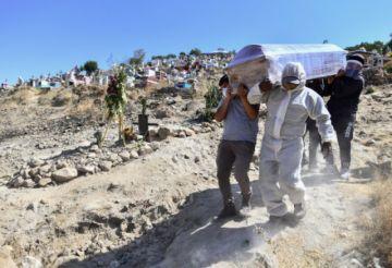 Perú supera los 600.000 casos de contagios de coronavirus