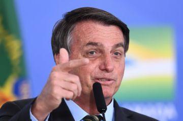 Jair Bolsonaro vuelve a cargar contra la prensa en Brasil