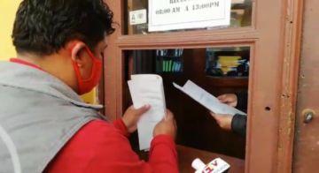 Presentan proyecto de ley municipal para bono covid estudiantil