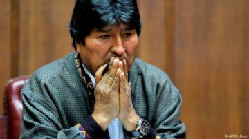 Denuncia contra Evo Morales llega hasta el Parlamento Europeo