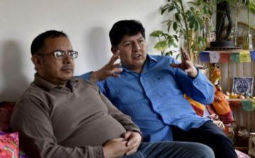 Una pareja gay lucha por el reconocimiento legal de su unión en Bolivia