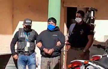 Cochabamba: capturan a un hombre acusado de feminicidio, tras un mes prófugo