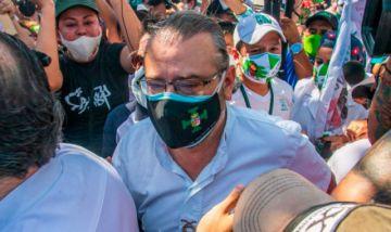 Cívico cruceño Rómulo Calvo se abstuvo de declarar en proceso en su contra