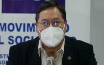 Luia Arce exige al Gobierno promulgar la ley de atención en clínicas privadas