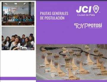 Lanzan convocatoria TOYP Potosí 2020