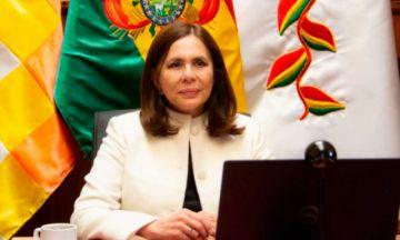 Canciller alerta al TSE que injerencia argentina pone en duda la transparencia del la elección boliviana en ese país