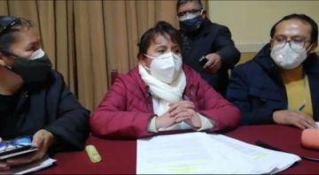 Concejales le piden a Luis Alberto López que renuncie