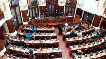 Asamblea envía a Comisión observaciones de Añez  al Bono Contra el Hambre