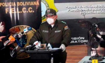 """Hay varios arrestados en intervención a """"casa de citas"""" en La Paz"""