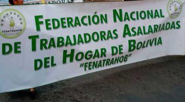 En Bolivia, 9 de 10 trabajadoras del hogar fueron retiradas