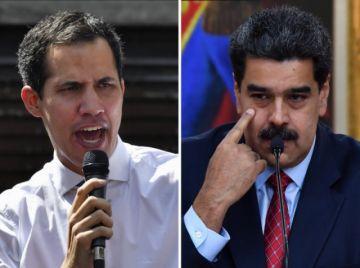 Guaidó confía en que Estados Unidos mantenga presión contra Maduro