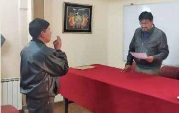 Ministro de minería destituye al gerente de la Comibol en Potosí