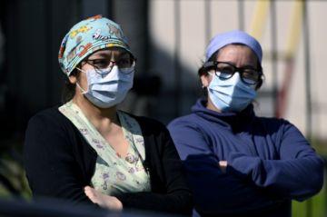 Argentina los 400.000 contagios de coronavirus desde el inicio de la pandemia