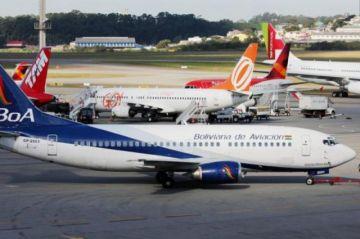 Bolivia exigirá prueba PCR a extranjeros que ingresen  por vía aérea
